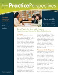 Read - National Association of Social Workers