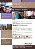 Lagrange City Strasbourg - Vacances Lagrange - Page 2
