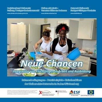 'Neue Chancen' (2,1 MB) - Flüchtlingsrat Baden-Württemberg