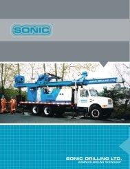 Presentation Folder - Sonic Drilling Ltd.