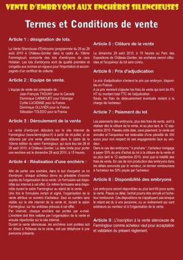 Téléchargez le catalogue complet en cliquant ICI - Web-agri