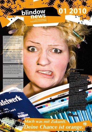 blindow news - Diploma Private Hochschulgesellschaft