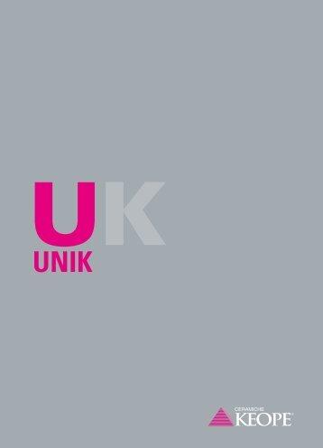 Catalogo Unik [1.5 Mb] - Ceramiche KEOPE