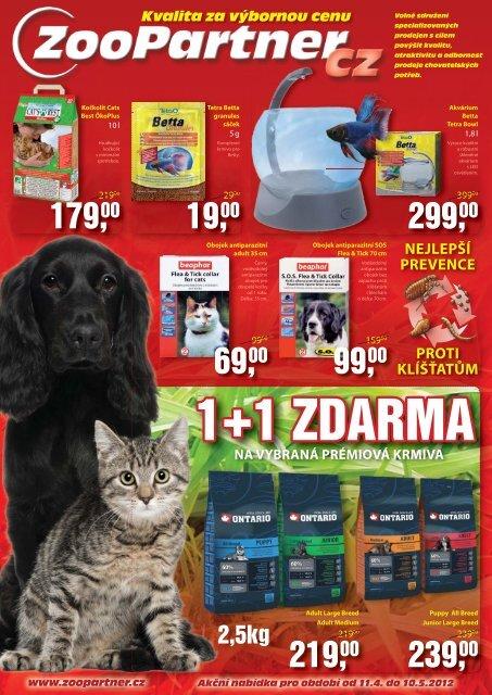 1+1 ZDARMA - ZooPartner