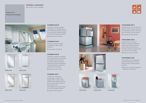 Le Guide des nouvelles solutions de chauffage - Viessmann
