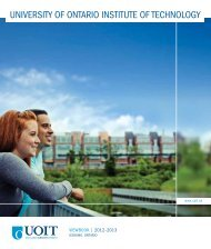 Download - University of Ontario Institute of Technology