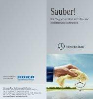 Preisliste - Mercedes-Benz Niederlassung Mainfranken
