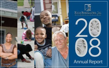 Annual Report - Home HeadQuarters
