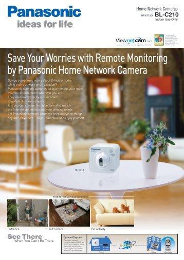 catalogue (PDF:2.34MB) - Security Systems - Panasonic