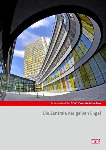 ADAC-Zentrale, München - emco bau