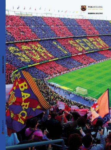 MEMORIA 2011/2012 - FC Barcelona