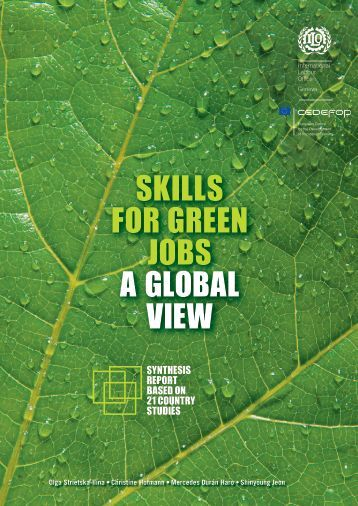 Skills for Green Jobs - A Global View - European Commission
