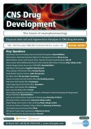 CNS Drug Development - Bio-Modeling Systems
