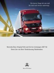 86000 - Mercedes-Benz Niederlassung Mainfranken