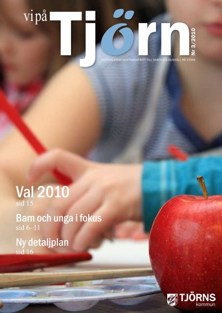 Val 2010 - Tjörns kommun