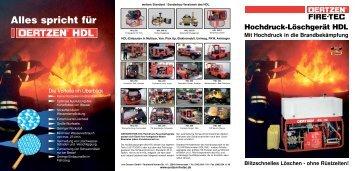 Broschüre als PDF - von Oertzen GmbH