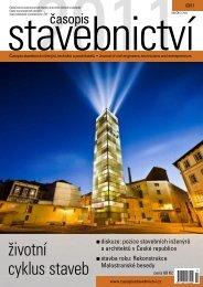 životní cyklus staveb - Časopis stavebnictví