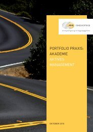 Aktives Management - ADIG Fondsvertrieb GmbH