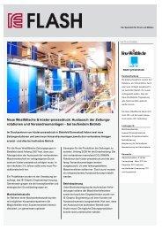 Neue Westfälische & küster-pressedruck - IE Engineering Group AG