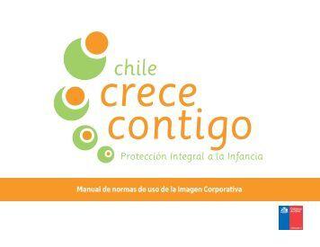 Manual de normas de uso de la Imagen Corporativa - Chile Crece ...