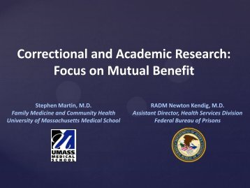 Correctional and Academic Research - Focus on Mutual Benefit.pdf