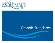 Graphic Standards - Township of Esquimalt