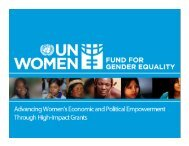 4. Invest in Women - It Pays! UNFGE.pptx - AWID