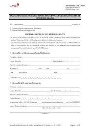 domanda assegnazione borsa di studio-scuole secondarie di ...
