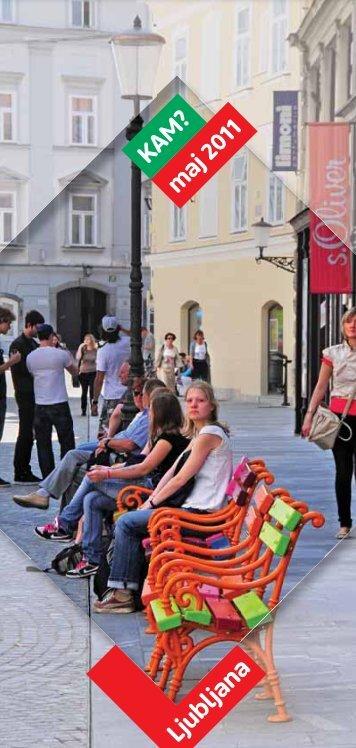 maj 2011 KAM? - Ljubljana