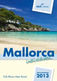 Playa de Palma - Club Blaues Meer Reisen