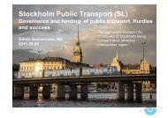 Stockholm Public Transport (SL) - aqtim