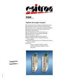 DSK... - esitron-electronic GmbH