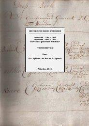 1792 - Historische Kring Wederden