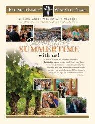 Issue 54 - Wilson Creek Winery