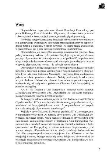 zobacz wstęp - Wyższa Szkoła Biznesu w Dąbrowie Górniczej