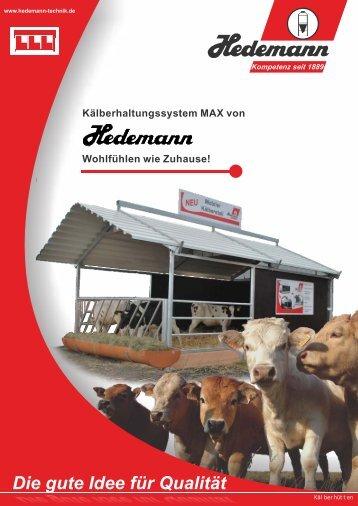 Die gute Idee für Qualität - Hedemann Technik GmbH