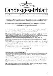 Mindestsicherungsverordnung-Lebenslagen – MSV-L - RIS