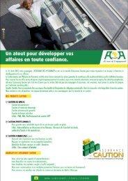 Journal 475_GABARIT.qxd - Ministère de l'économie et des finances