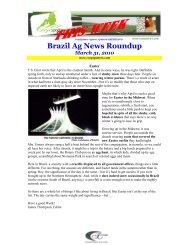 BrazilAgNewsRoundup0.. - The Iowa Soybean Association