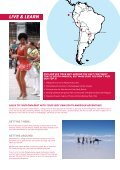 SOUTH AMERICA - STA Travel - Page 2