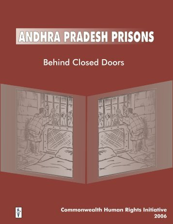 Andhra Pradesh Prisons - Commonwealth Human Rights Initiative