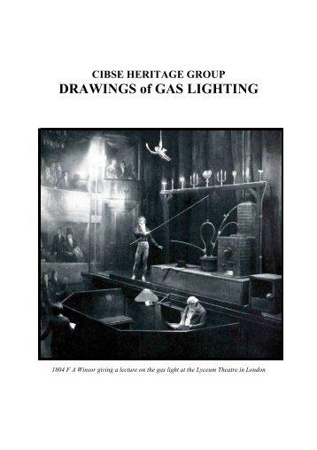 DRAWINGS of GAS LIGHTING - CIBSE Heritage Group Website