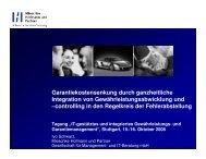 Garantiekostensenkung durch ganzheitliche Integration von ...