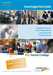 Voertuigentechniek - Horizon College