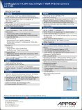 3.0 Megapixel IP Bullet Camera - appro technology inc. - Page 2