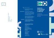 Programm HiO_16 - SGSH