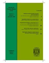 pdf 716 Kb - Publicaciones - Universidad Juárez Autónoma de ...