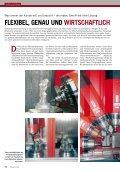 flexibel, genau und widtschaftlich - matec - Seite 2