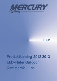 LED Produktkatalog LED-Fluter Outdoor Commercial ... - Photolight