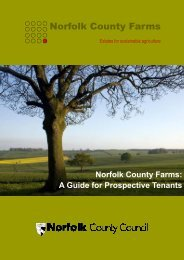 Norfolk County Farms - A Guide for Prospective Tenants ... - NPS
